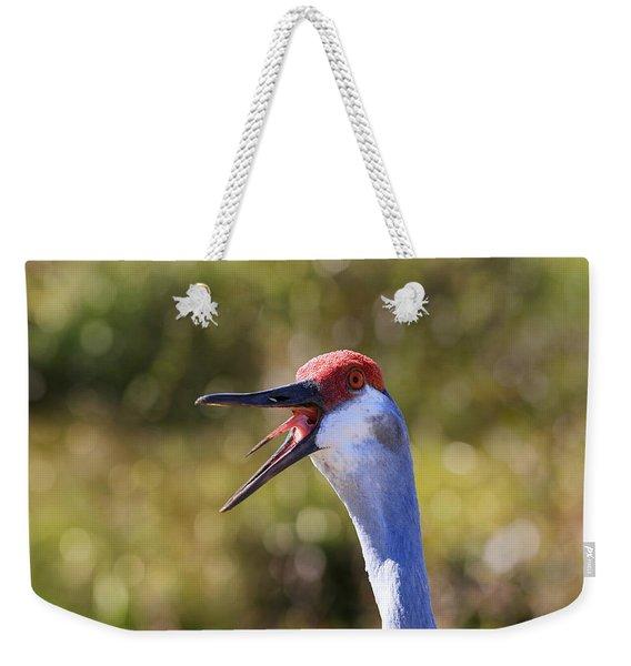 Really ?  Weekender Tote Bag