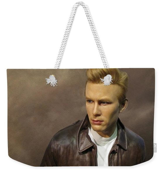 Rebel Without A Cause Weekender Tote Bag