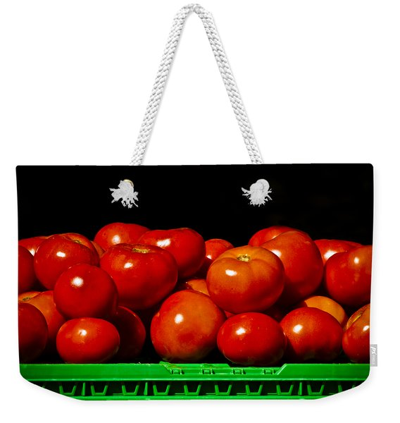 Red And Ripe Weekender Tote Bag