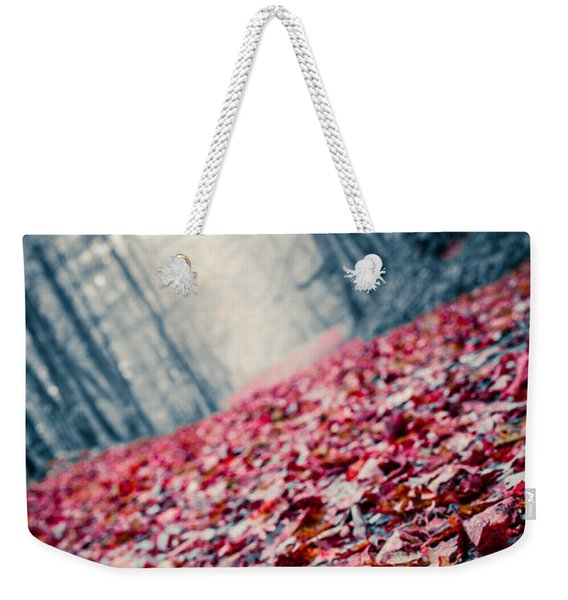 Red Carpet Weekender Tote Bag