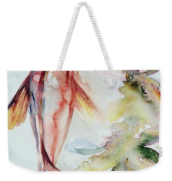 Red Mangrove Weekender Tote Bag