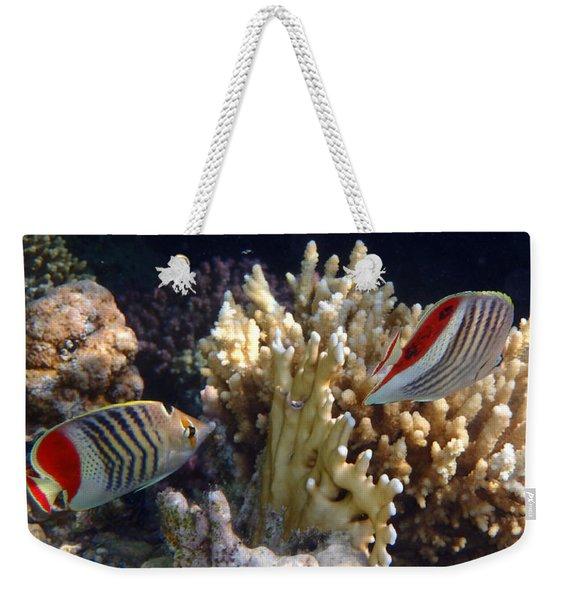 Red Sea Beauty 2 Weekender Tote Bag