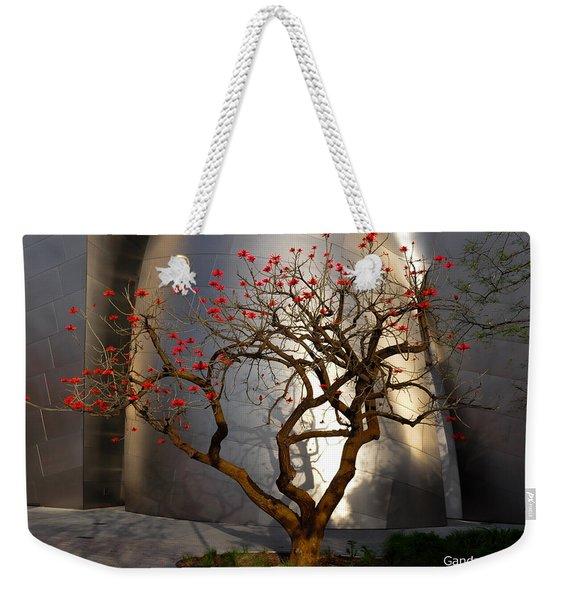 Red Tree  Weekender Tote Bag