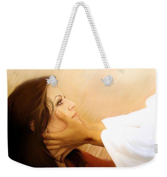 Redeemed Weekender Tote Bag
