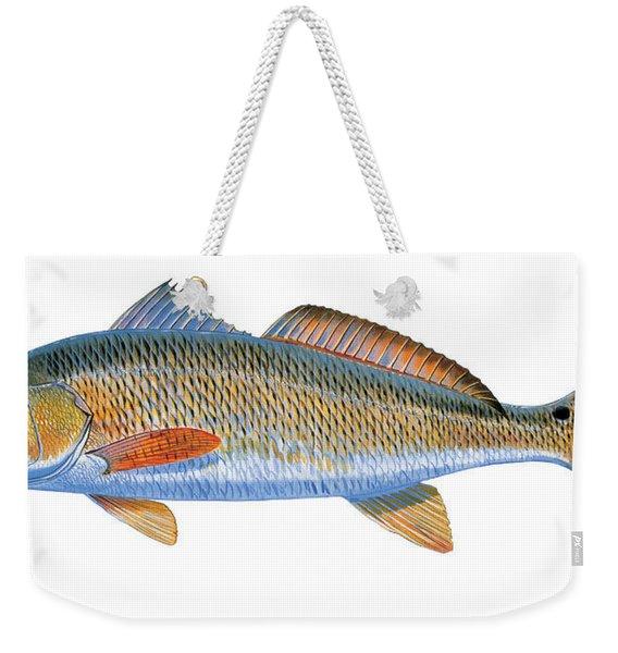 Redfish Weekender Tote Bag