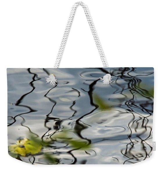 Reflected Weekender Tote Bag