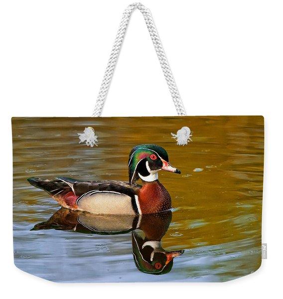 Reflecting Nature's Beauty Weekender Tote Bag