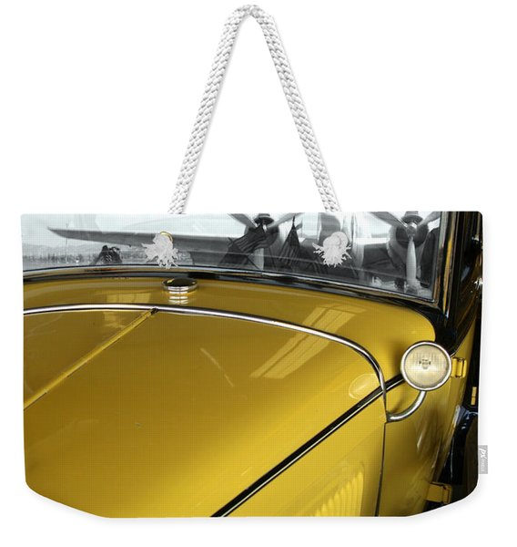 Reflection Of The Past Weekender Tote Bag