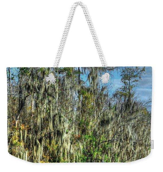 Reflectionist Weekender Tote Bag