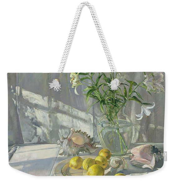 Reflections And Shadows  Weekender Tote Bag