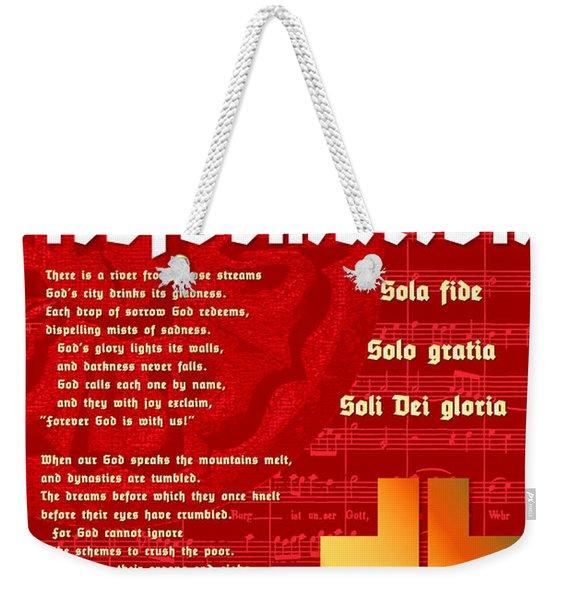 Reformation Weekender Tote Bag