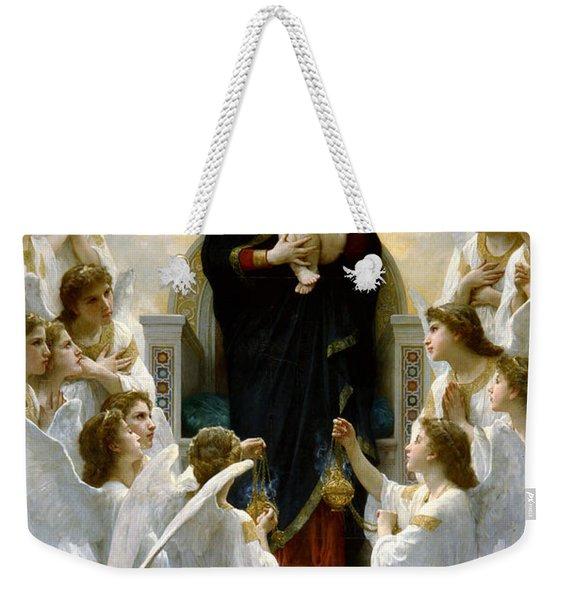 Regina Angelorum Weekender Tote Bag