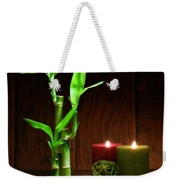 Relaxation And Meditation  Weekender Tote Bag