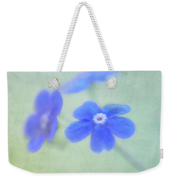 Remember Me Weekender Tote Bag