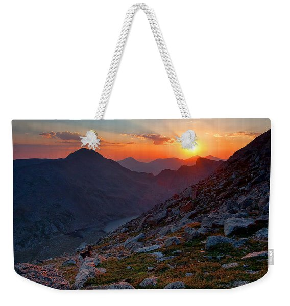 Remember The Day Weekender Tote Bag