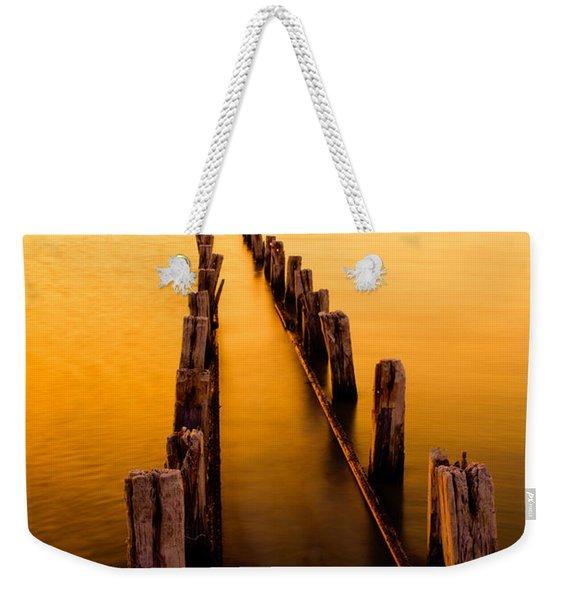 Remnants Weekender Tote Bag