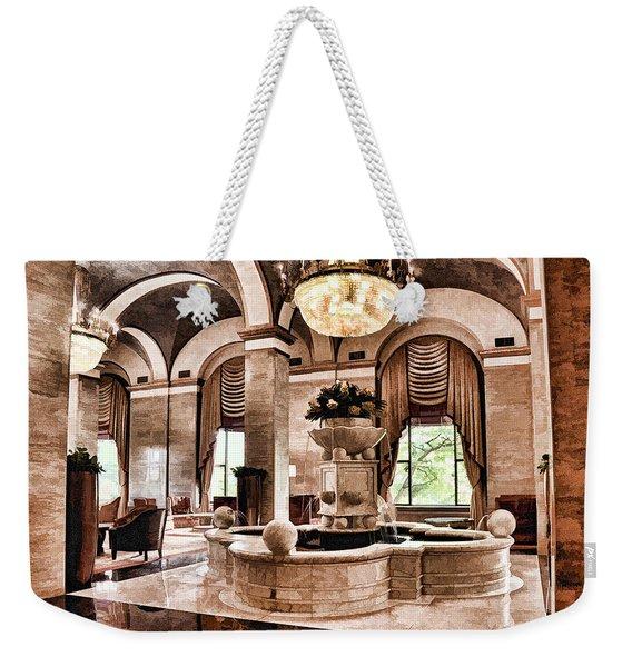 Renaissance Cleveland Hotel - 1 Weekender Tote Bag