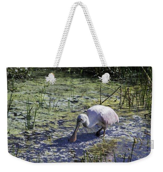 Reseate Spoonbill Vi Weekender Tote Bag