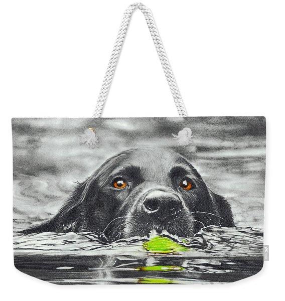 Reservoir Dog Weekender Tote Bag