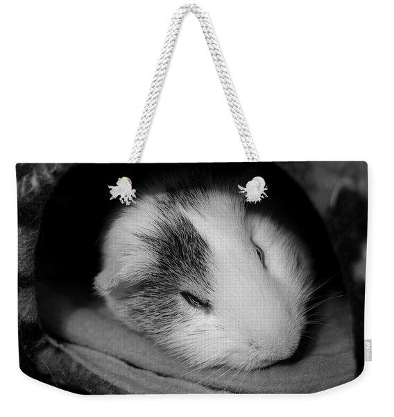 Restless Sleep Weekender Tote Bag