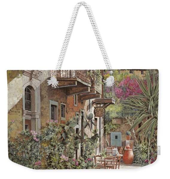 Rethimnon-crete-greece Weekender Tote Bag