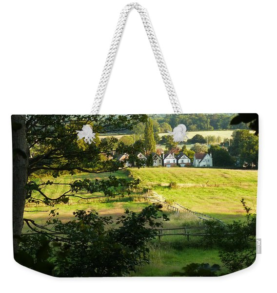 Returning Home Weekender Tote Bag