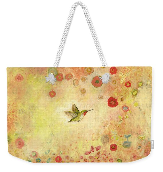 Returning To Fairyland Weekender Tote Bag