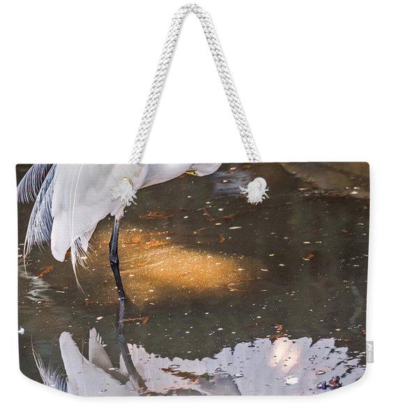 Revealed Close-up Weekender Tote Bag