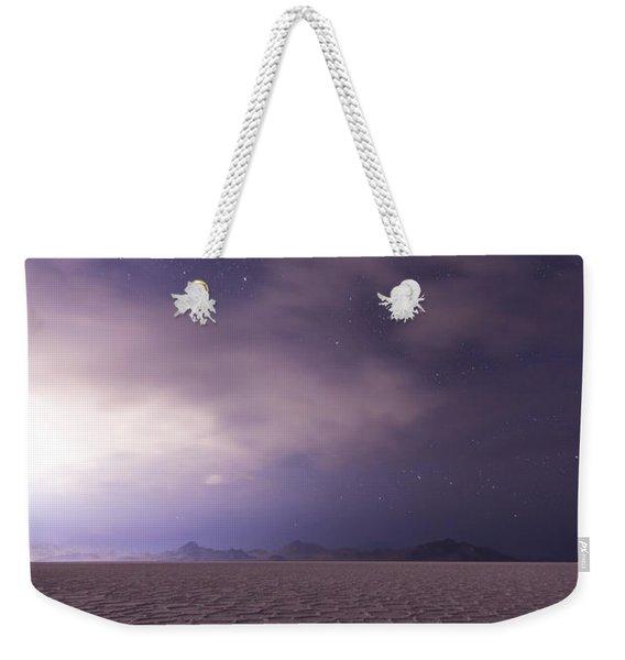Silent Reverie Weekender Tote Bag