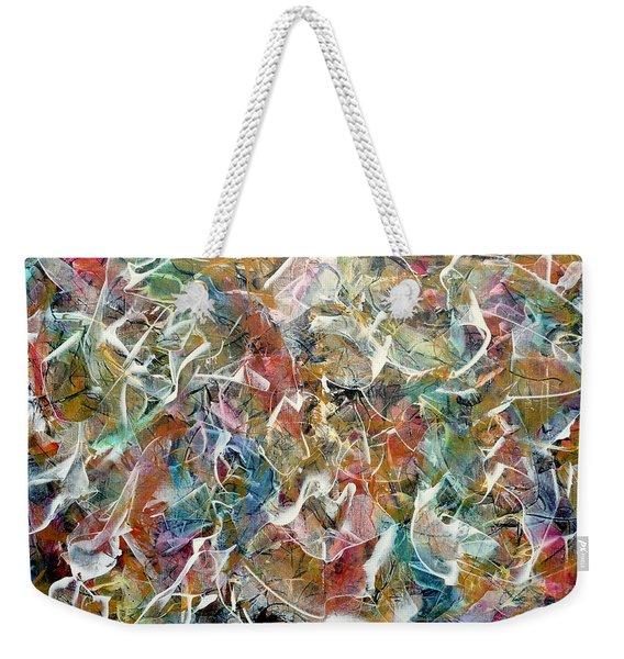 Rhythm And Blues Weekender Tote Bag