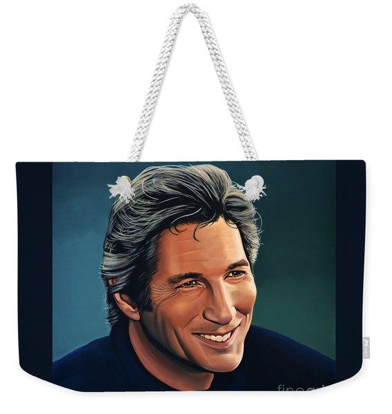 Richard Gere Weekender Tote Bag