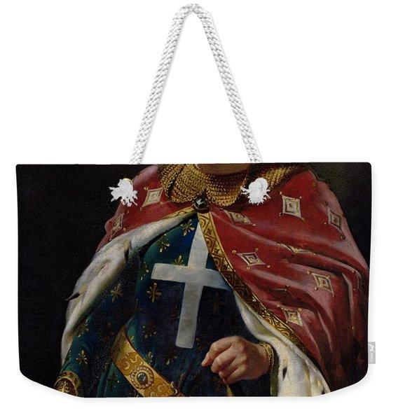 Richard I The Lionheart Weekender Tote Bag