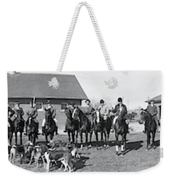 Riding & Hunt Club 1915 Weekender Tote Bag