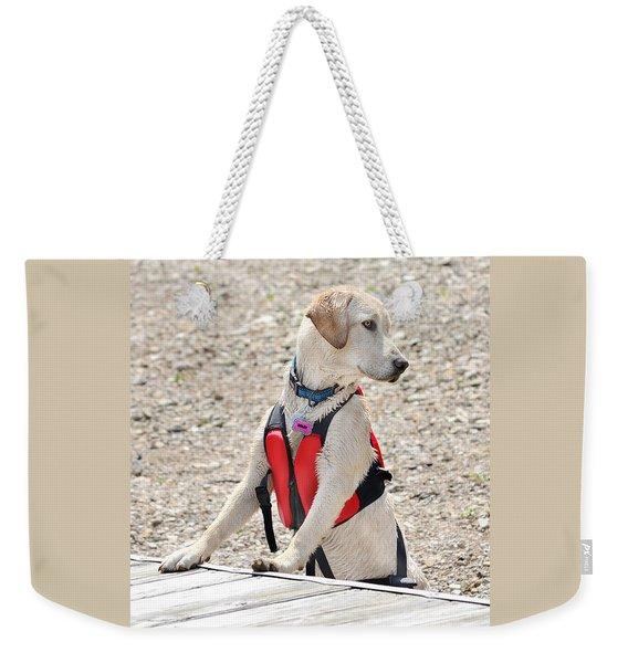 Riley Weekender Tote Bag