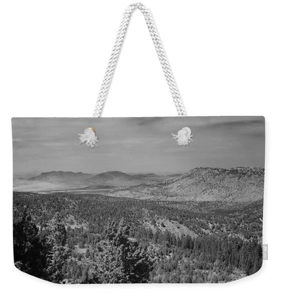 Rim Of The World Views Weekender Tote Bag