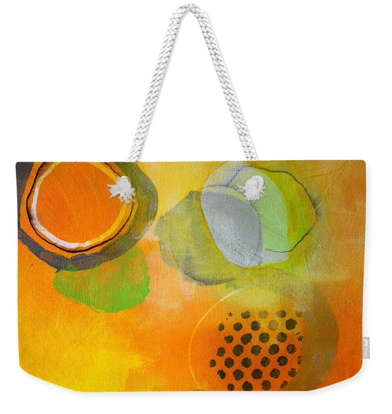 Rings And Circles Weekender Tote Bag
