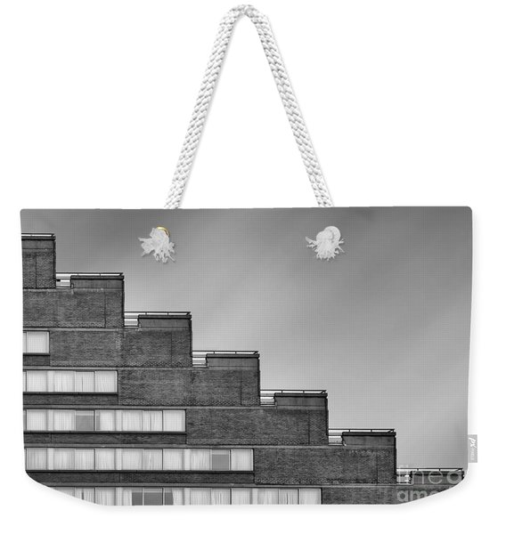 Rise To The Challenge Weekender Tote Bag