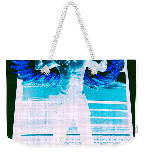 Rising Angel Weekender Tote Bag