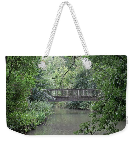 River Great Ouse Weekender Tote Bag