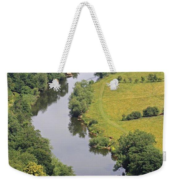 River Wye Weekender Tote Bag
