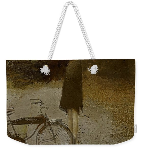 Road Closed Weekender Tote Bag
