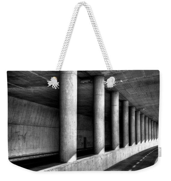 Road To Weekender Tote Bag