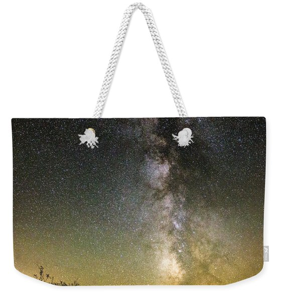 Road To Nowhere - Great Rift Weekender Tote Bag