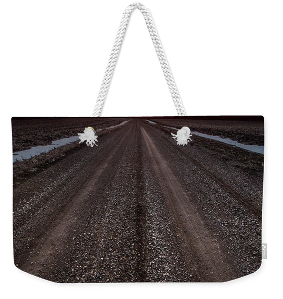 Road To The Sun Weekender Tote Bag