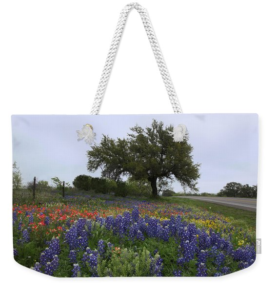 Roadside Splendor Weekender Tote Bag
