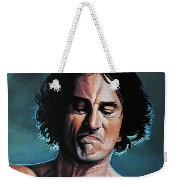 Robert De Niro 2 Weekender Tote Bag