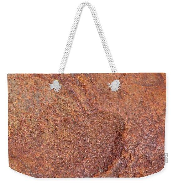 Rock Abstract #3 Weekender Tote Bag