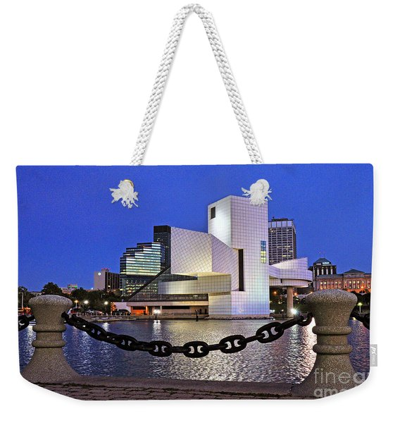 Rock And Roll Hall Of Fame - Cleveland Ohio - 1 Weekender Tote Bag