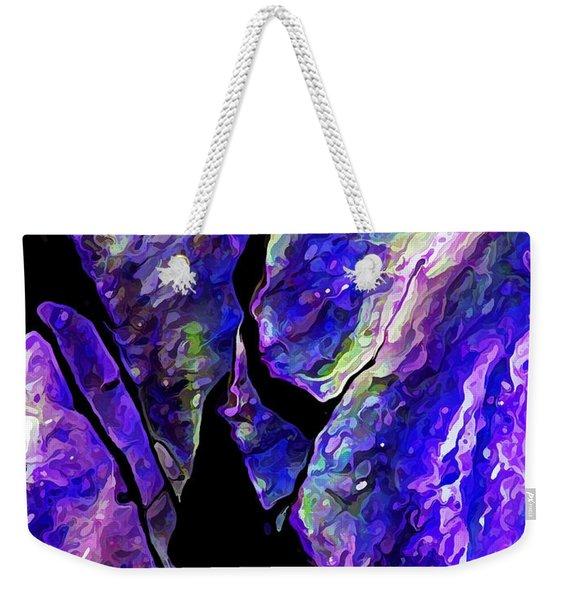 Rock Art 19 Weekender Tote Bag