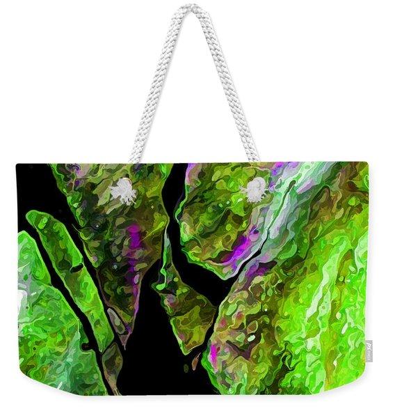 Rock Art 20 Weekender Tote Bag